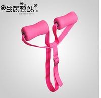 Home drawing abdomen weight loss fitness equipment bed