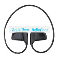 Universal Neckband Stereo music Bluetooth headset wireless sports headphones for all phone