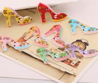 30pcs Mixed color High Heel Shoes Cabochons,Kawaii Cabochon DIY Decoration