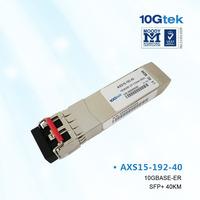 For HP ProCurve J9153A, 10-GbE SFP+ ER Transceiver