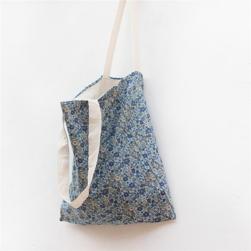 Daisy Daisy original Japanese pattern cloth bag casual shoulder bag schoolbag bag shopping bags woman(China (Mainland))