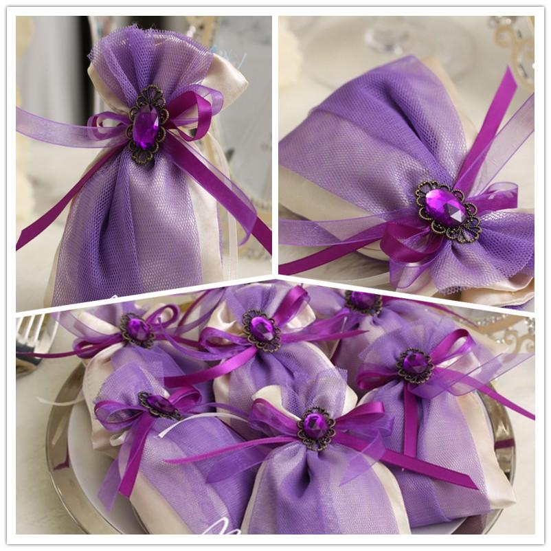 Purple Wedding Decorations Wedding Decoration Diy