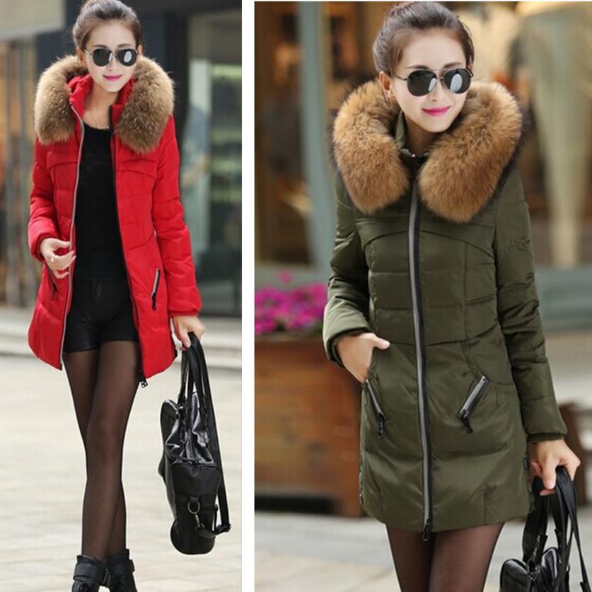 Модная Зимняя Женская Одежда