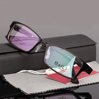 large size Aluminum magnesium alloy full frame glasses frame ultra light eyeglasses frame 2037