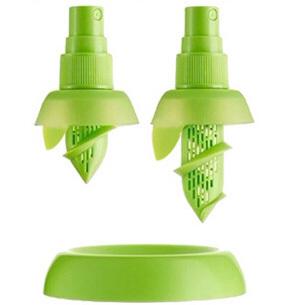 Lemon watermelon Juice Sprayer 3pcs lot free shipping Citrus Spray Hand Fruit Juicer Squeezer Reamer Kitchen