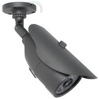 6mm 1200TVL 1/3 Sony CCD 48 IR LEDs Color Camera 80ft Night Vision