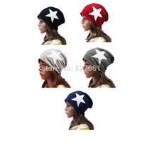 New Men/Women Slouch Beanie Baggy Hat Warm Winter Ski Oversized Skull Knit Hat-Cheap!
