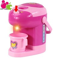 Classic Toys For Children Kitchen Accessories Electronic Girls Games Pretend Play Brinquedos Meninas Kids Gifts Water Dispenser