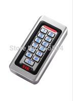 Indoor use metal access control keypad S602MF