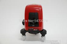 360 град. наливные креста AK435 лазерный уровень 1V1H красный 2 линия 1 балл горячая распродажа бесплатная доставка