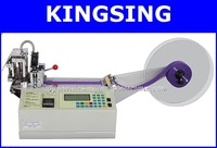 Especially For Fabric Tape,Bevel Tape Cutting Machine  KS-120HX + Free shipping by DHL/Fedex air express
