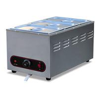 Electric 2-Pan Bain Marie food warmer(EH-3A)