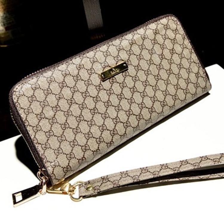 2014 new Lina single zipper wallets Long Wallet lady Hand Bag Handbag Purse(China (Mainland))