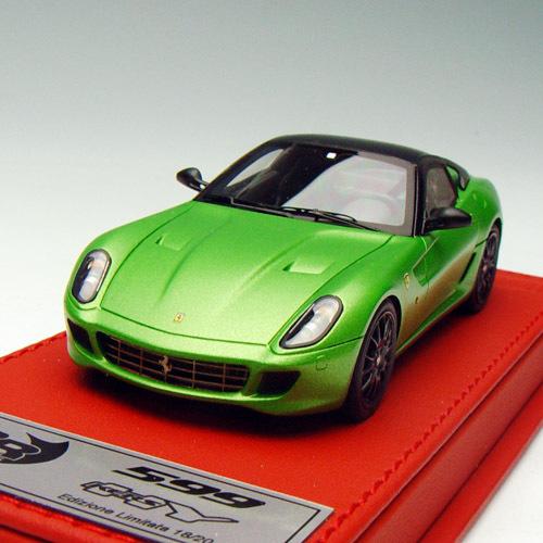 43 599 GTB hybride CONCEPT perles toit vert modèle de voiture jouet ...