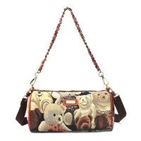 Women bags new 2015 fashion  backpack Canvas cartoon painting bare women handbag Hot sale Mini bags bolsas femininas