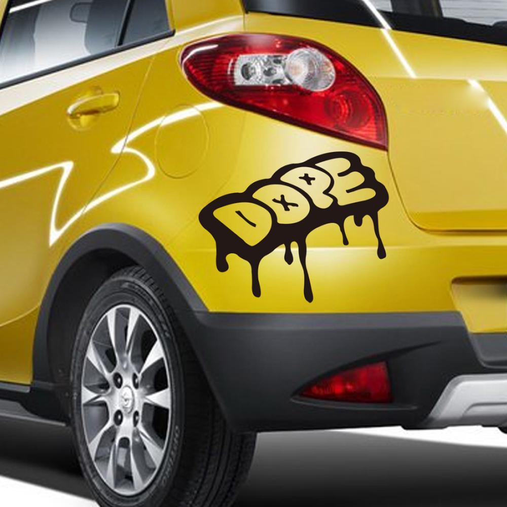 ID  32247689268 Cool Drip Dope Graffiti Style Vinyl Cars Trucks Race    Cool Race Trucks