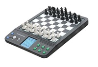10pcs Powerbrain beginner Chess, Magnetic, talking function LCD display,8 games included free shipping