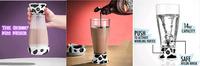 Cows electric mixer cup automatic mixing cup Milk chocolate mugs Self Stirring Mug