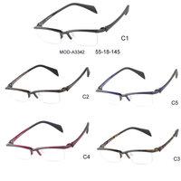 Sports eyewear tr90 myopia glasses frame Retro half rim sports glasses frames high quality eyeglasses frames12pcs/lot oculos