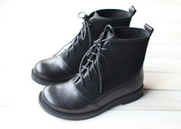 Free Shipping Quality Female Boots Autumn and Winter shoes Black Color