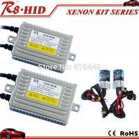Superior Quality Error Free X5 Canbus HID Xenon Kit AC 12V 55W H1 H3 H7 H8 H9 H10 H11 9005 9006 880 Xenon Lamps Bulbs