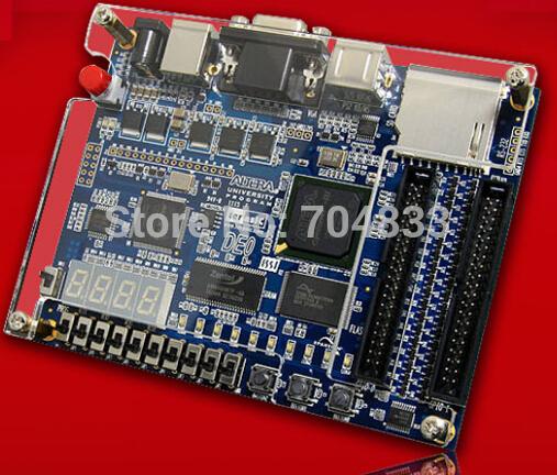 Электродетали DE0 FPGA III электронные компоненты fpga development board altera de0 nano fpga de0 nano de0 nano