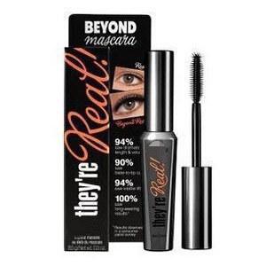 1 PCS Black Mascara Brand makeup They're Real Beyond Mascara Cosmetics 8.5G Wholesale(China (Mainland))