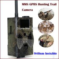 Suntek Scouting hunting camera HC300M HD GPRS MMS Digital 940NM Infrared Trail Camera GSM 2.0' LCD Hunter Cam Free Shipping