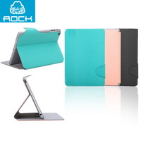 Rock protective case for apple ipad mini, Ultra thin protective case, flip cover with mount function