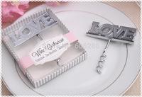 Wholesale100pcs/lot Love wine corkscrew bottle opener Groom favors Party Favours Wedding Souvenir