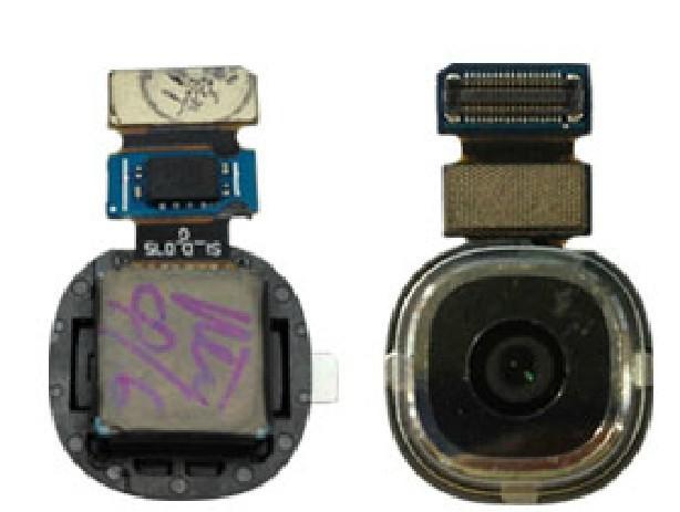 Original OEM Back Rear Facing Camera Megacam Parts For Samsung I9505