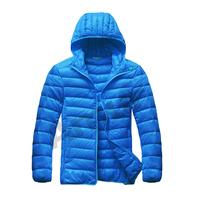 Amur Men Winter Coat 80%Duck Down short Light Parkas Cotton Jackets 8 color
