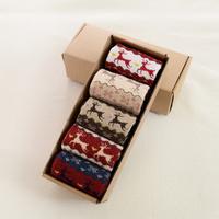 Autumn&Winter Thicken Rabbit Hair & Wool Socks Cute Warm Socks High Quality Thick Thermal Socks