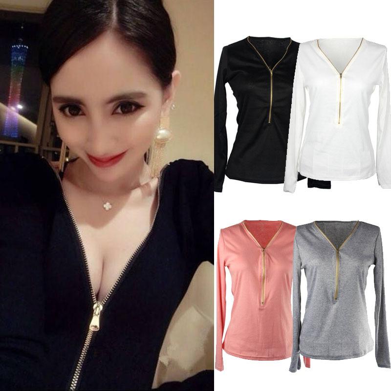 Женские блузки и Рубашки Vosicar v