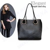 1PC FREE SHIPPING New Fashion Trend Vintage Simple and Elegant women bag tote Handbag Shoulder bags #MHB027
