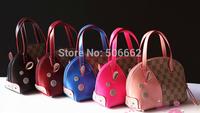 Free shipping Princess fashion handbags Child messenger bags Kids shoulder bags 5pcs/lot