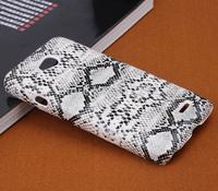 2014 New--Snake Skin Hard Case Cover for LG Optimus L70 D320 D320N Case
