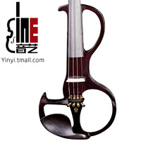 Quality professional electronic violin quality paint copper accessories professional