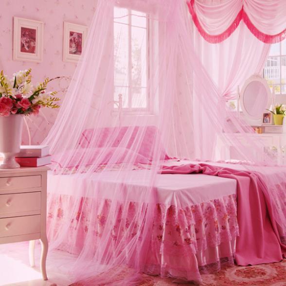 net netting kind peuter bed slaapkamer wieg luifel netten 2 kleuren ...