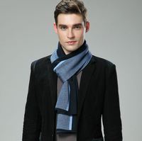 2014 male winter scarf quality scarf male classic commercial muffler scarf casual thermal fashion scarf