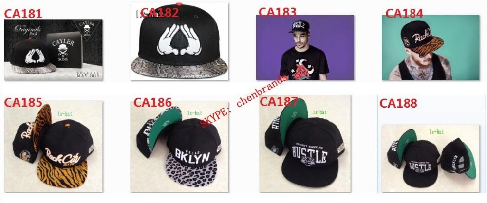 Sale!2014 New Arrival Cayler & Sons KUSH Snapback Caps Black Red Men's hip hop Baseball hats Street Headwear 150 Styles Free Shi(China (Mainland))