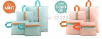 4pcs/set Traveling storage bag free shipping!!