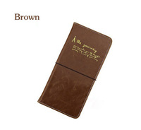 Hight quality Journey Wallet Purse Passport Holder Documeni organizer Card Bill Bags Travel package