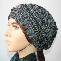 1 pcs wholesale Fold cap, women Hat,adult  hip-hop hat ,Bicolors worma knitted cap,lady caps,3colors,free shipping