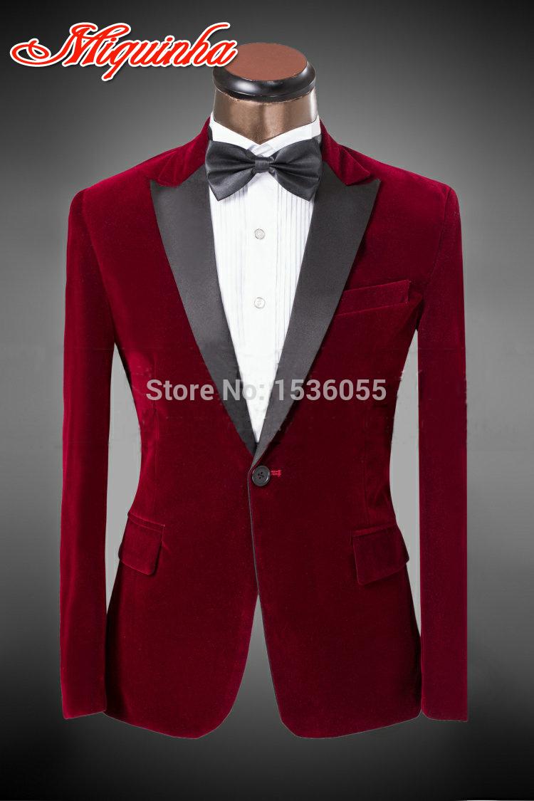 Dress Over Pants Pants Men Dress S-4xl Red