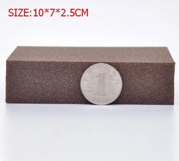 Best Price Sponge Kitchen Nano Emery Magic Clean Rub the pot Except rust Focal stains Sponge