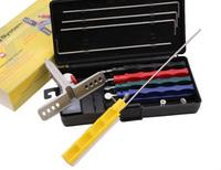 Copy Lansky Deluxe 5-Stone Sharpening System, Free Shipping, New Five-Stone Sharpening System, Extra Coarse, Ultra Fine Grit