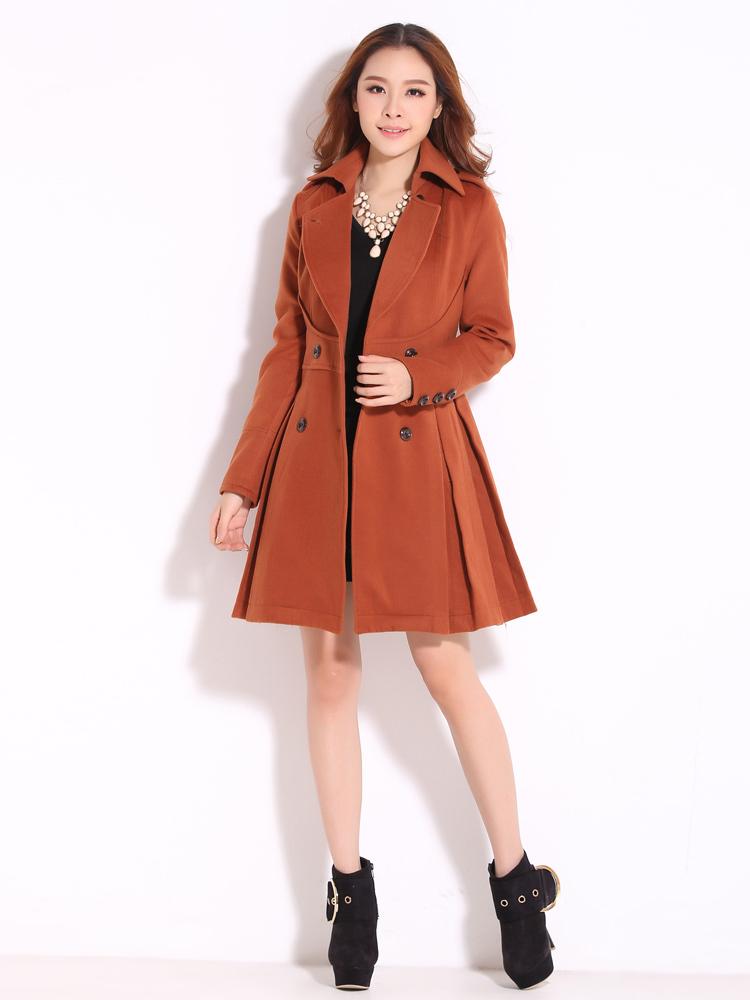 Womens Plus Coats