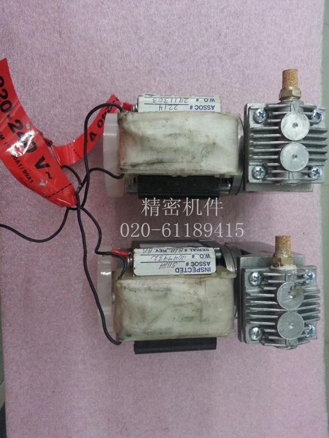 US KNF PU2161-NPK09-3.08 AC 220V miniature vacuum pump piston(China (Mainland))