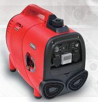 2500i Petrol Inverter Generator Portable Suitcase EU Plug Digital Inverter Generator 4 Stroke 2KVA MAX2500W